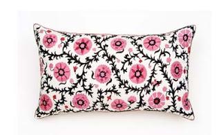 Madeline Weinrib suzani pillow via belle vivir blog