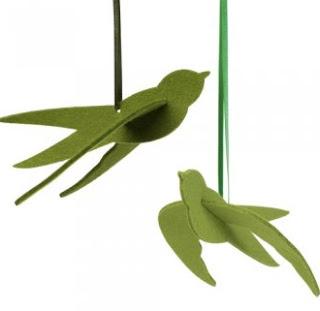 branch ornaments