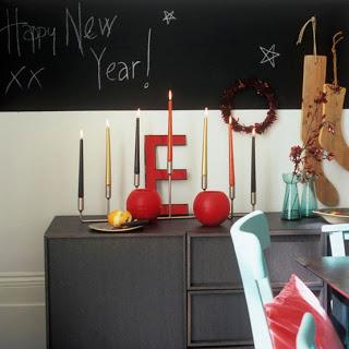 christmas decor ideas via belle vivir blog