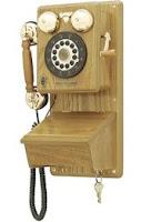 retro desk phone