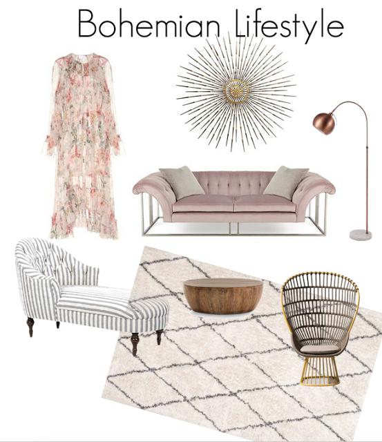 a Bohemian lifestyle guide and decor via belle vivir blog