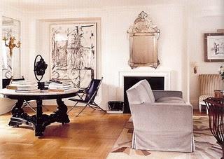 Jemma Jane Pilkingon living room