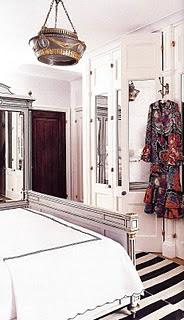 Jemma Jane Pilkingon mirrored closets