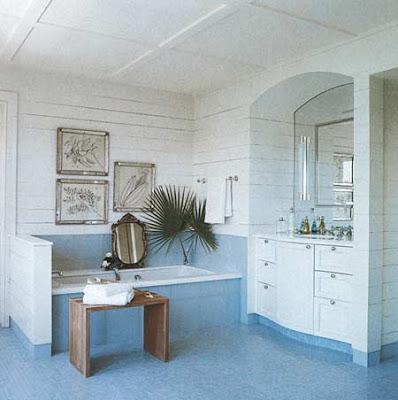 tom sheerer beach decor style bathroom