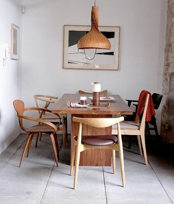 Mix and match dining chairs for R way dining room furniture