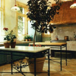 KItchen of the week, think orangery