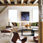 A chic and modern barn