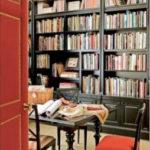 Wednesday Classics: Upholstered Doors