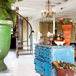 Kitchen of the week, think vintage chic