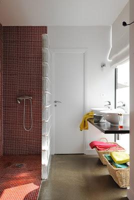 French style bathroom design
