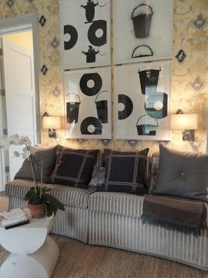 Keith Karroll design hampton designer show house