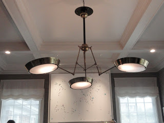 robert stilin design in hampton designer show house light fixture
