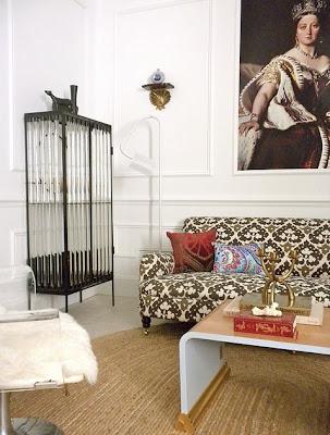 Raji Radhakrishanan design hampton show house