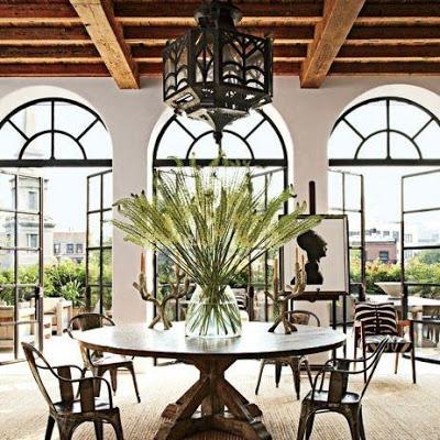 daniel romualdez dining room decor via belle vivir