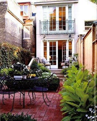 Beautiful New York City Backyards How Designers Live