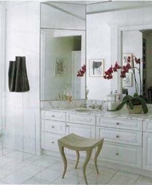 J. Randall Powers, badroom design via belle vivir blog
