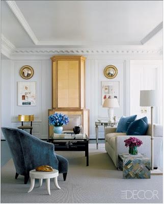 J.Randall Powers, living room via belle vivir blog