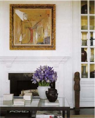 J. Randall Powers fireplace belle vivir blog