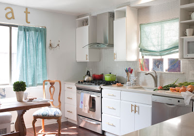 my kitchen before and after, julie paulino design
