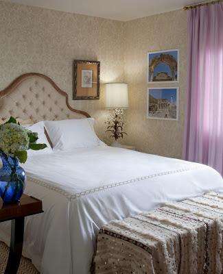 our home after- julie paulino design master bedroom