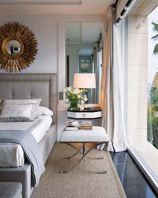 Pablo Paniagua design bedroom via belle vivir blog