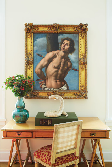 Patricia Herrera Lansing New York city apartment via belle vivir blog