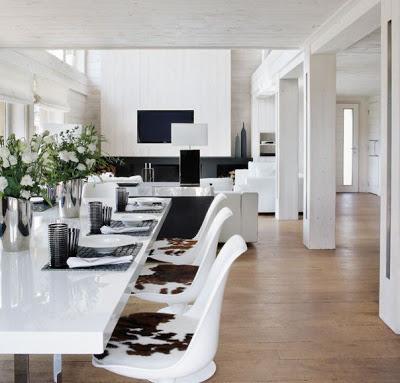 interior designer explains a monochromatic design