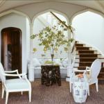 Studded Nailhead Upholstered Walls