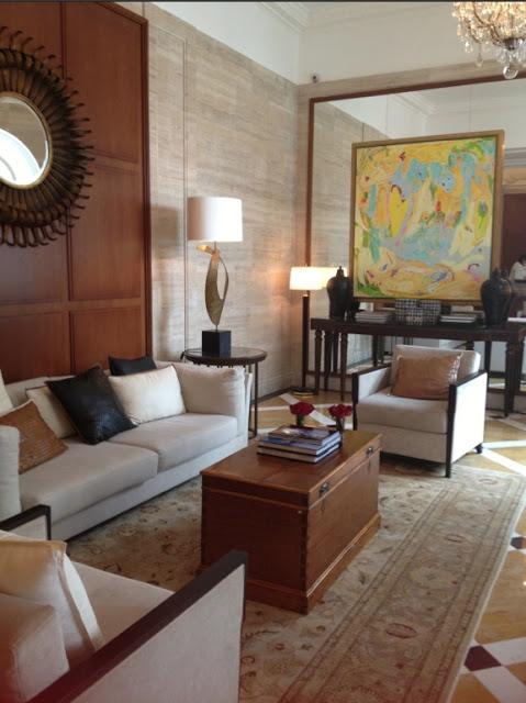 Copacabana Palace Hotel via belle vivir blog