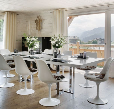 home decorator talks about monochromatic decor