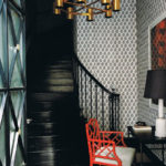 Friday eye candy:  Black and Gold