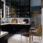 For the home:  Black Kitchens