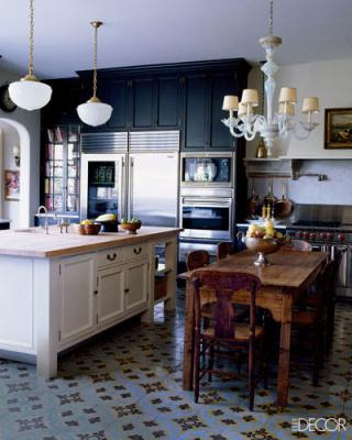 Pleasing Buckingham Kitchen Elle Decor Home Interior And Landscaping Ologienasavecom