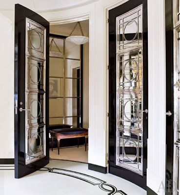David Kleinberg design in Manhatta via belle vivir blog