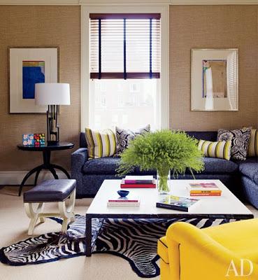 David Kleinberg design in Manhatta belle vivir blog