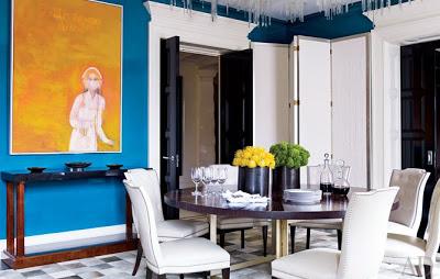 David Kleinberg design in Manhatta