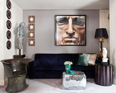 Ramon Garcia Jurado, living room via belle vivir blog