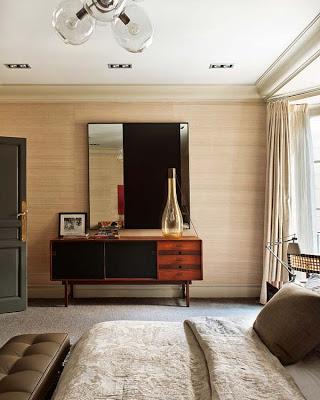 Ignacio Garcia de Vinuesa bedroom design via belle vivir