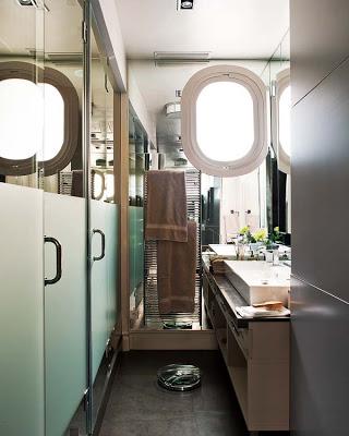 Ignacio Garcia de Vinuesa bathroom design via belle vivir