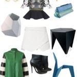 Fashion trends:  Sculptural Fashion