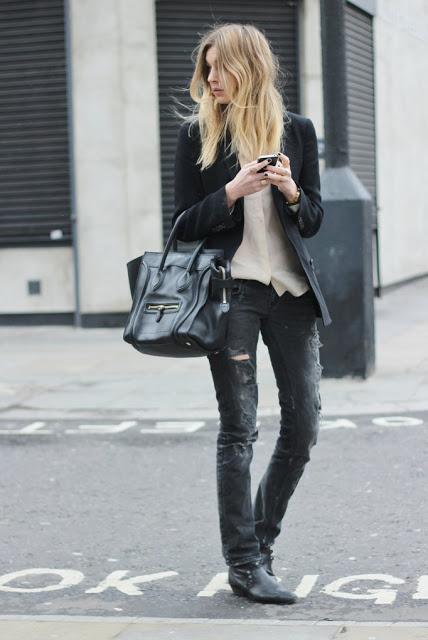 Camille Charriere via belle vivir blog