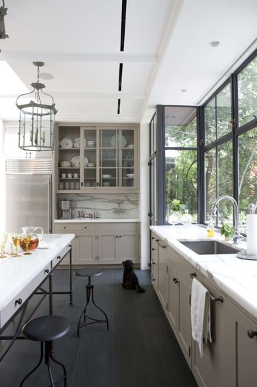 light wodd cabinet kitchen ideas via bellevivir blog