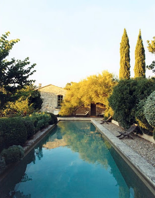 natural pool design in provence
