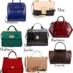 Fall 2013 it bag:  The Handheld bag