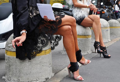 fashion now via belle vivir