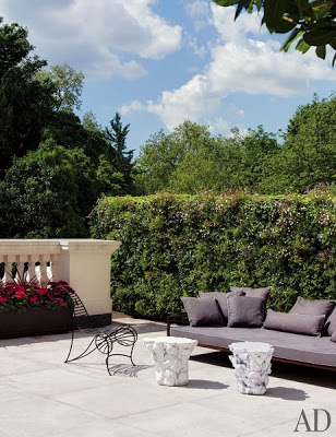 francis sultana design in london terrace
