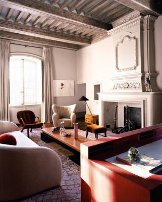 chateau designed by pierre yovanovitch