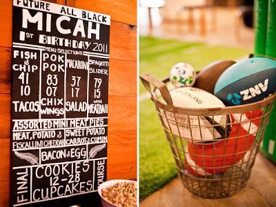 birthday party ideas for kids via belle vivir