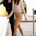 Fall Fashion:  Leather Shorts