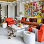 A Fifth Av. Home Designed by Stephen Sills